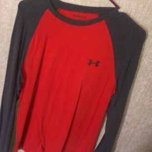 Under Armor Tee LS Medium NEW WITHOUT TAGS